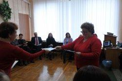 Навчання державних службовців, посадових осіб місцевого самоврядування – викладачів центру