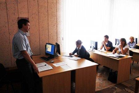 Навчання учасників ІІ туру щорічного Всеукраїнського конкурсу «Кращий державний службовець»
