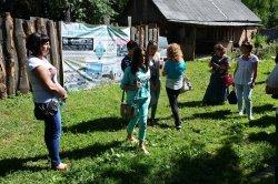 Сучасний стан та перспективи розвитку сільського зеленого туризму в Сумській області