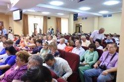 Форум «Професіоналізація державних службовців Сумської області, підготовка та підвищення кваліфікації управлінських кадрів»