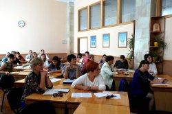 Навчання за програмою тематичного короткострокового семінару «Децентралізація влади: соціально-правовий захист дітей в об'єднаних територіальних громадах»