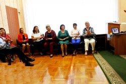 Навчання за програмою тренінгу «Мистецтво командоутворення»