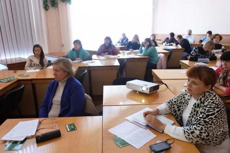 Навчання за програмою тематичного короткострокового семінару «Запобігання і протидія корупції в контексті правотворчих процесів в Україні»