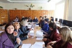 Тематичний короткостроковий семінар «Організація архівної справи в умовах адміністративно-територіальної реформи»