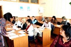 Тематичний короткостроковий семінар «Децентралізація: сектор культура».