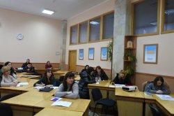Навчання спеціалістів служб у справах дітей районних державних адміністрацій, міських рад