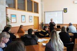 Навчання державних службовців, уперше прийнятих на державну службу в апарат та структурні підрозділи Сумської обласної державної адміністрації за Професійною програмою