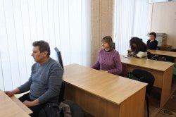 Навчання за Професійною програмою для державних службовців апарату та структурних підрозділів Сумської обласної державної адміністрації