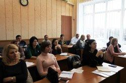 Навчання керівників, спеціалістів структурних підрозділів з питань молоді та спорту районних державних адміністрацій, міських рад