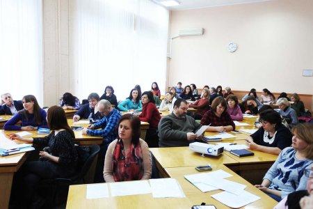 Навчання за Професійною програмою для державних службовців апарату та структурних підрозділів Сумської обласної державної адміністрації, які не підвищували кваліфікацію 3 роки