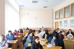 Тренінг: «Залучення коштів міжнародної технічної допомоги» для державних службовців, посадових осіб місцевого самоврядування