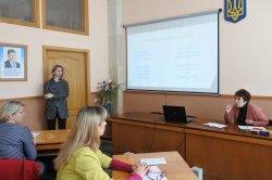 Навчання за програмо тематичного постійно діючого семінару «Забезпечення гендерного паритету на публічній службі»