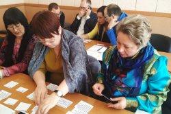 Навчання за програмою тренінгу «Сучасні технології управління людськими ресурсами. Інноваційний провайдинг до team building»