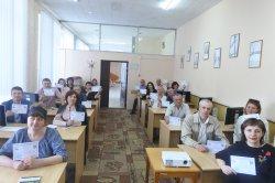 Навчання за програмою тематичного короткострокового семінару «Сучасні інструменти запобігання і протидії корупції»