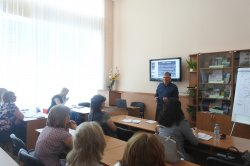 Навчання посадових осіб місцевого самоврядування, уперше прийнятих на службу в об'єднані територіальні громади