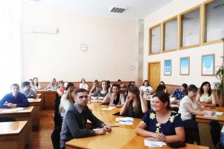 Навчання за програмою тематичного короткострокового семінару: «Сучасні інструменти запобігання і протидії корупції»