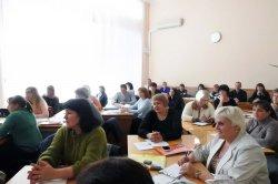 Навчання державних службовців, посадових осіб місцевого самоврядування служб у справах дітей районних державних адміністрацій, міських рад, об'єднаних територіальних громад