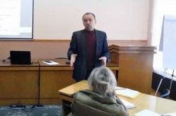 Тематичний короткостроковий семінар «Ділова українська мова»