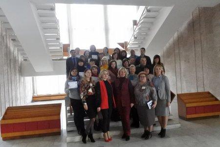 Спеціалізований короткостроковий навчальний курс «Організація ефективної управлінської діяльності в органах місцевого самоврядування»