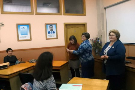 Навчання державних службовців Головного управління та територіальних управлінь Державної казначейської служби України у Сумській області