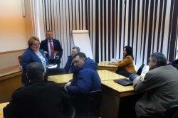 «Актуальні питання організації взаємодії місцевих державних адміністрацій, органів місцевого самоврядування з правоохоронними органами та військовими комісаріатами»