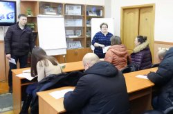 Навчання за спеціалізованою короткостроковою програмою