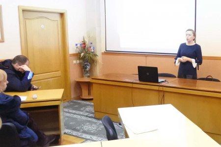 Підвищення кваліфікації державними службовцями апарату та структурних підрозділів Сумської облдержадміністрації