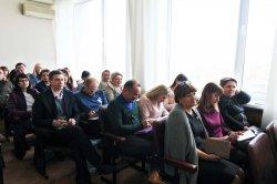 Навчання державних службовців апарату  Сумської обласної державної адміністрації