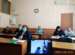 Питання організації підвищення кваліфікації в умовах запровадження карантину у закладах післядипломної освіти