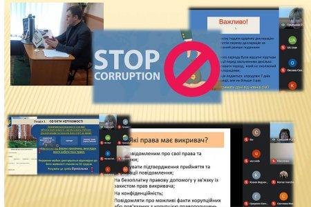 Сучасні інструменти запобігання і протидії корупції